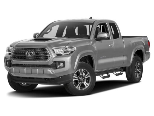 New 2018 Toyota Tacoma TRD Sport V6 Truck Access Cab for sale in Merced, CA