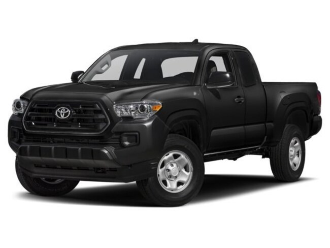 2018 Toyota Tacoma SR 4D Access Cab For Sale in Redwood City, CA