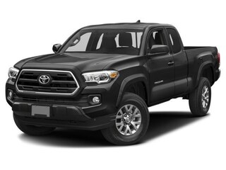 New 2018 Toyota Tacoma SR5 Truck Access Cab in Hartford near Manchester CT