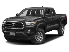 2018 Toyota Tacoma SR5 Access Cab 6 Bed V6 4x4 AT
