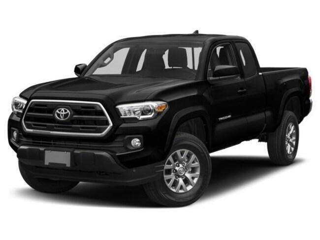 2018 Toyota Tacoma 4X4 SR5 V6 Truck Access Cab