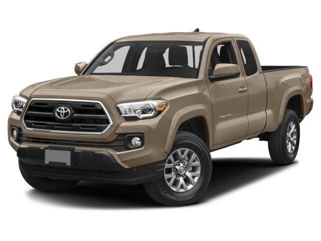 2018 Toyota Tacoma A-6 V6 6A SR5 Truck Access Cab