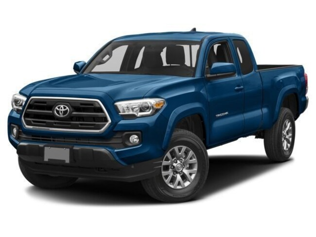 New 2018 Toyota Tacoma SR5 V6 Truck Access Cab for sale in Greenfield