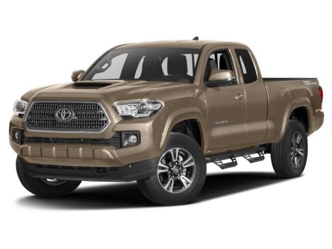 2018 Toyota Tacoma TRD Sport Truck Access Cab