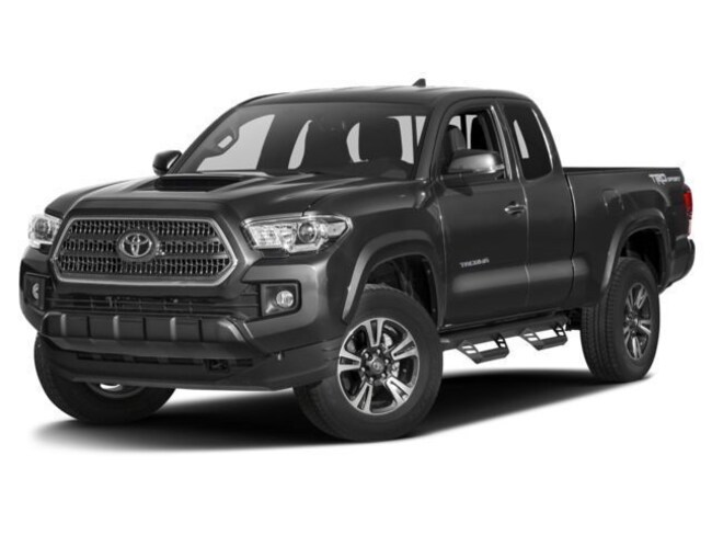 2018 Toyota Tacoma TRD Sport TRD Sport Access Cab 6 Bed V6 4x4 AT