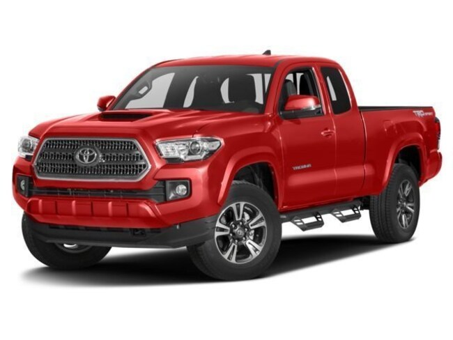New 2018 Toyota Tacoma TRD Sport V6 Truck Access Cab for sale in the Brunswick, OH