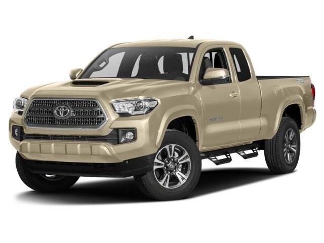 2018 Toyota Tacoma TRD Sport V6 Truck Access Cab