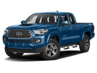 2018 Toyota Tacoma TRD Sport V6 Truck Access Cab