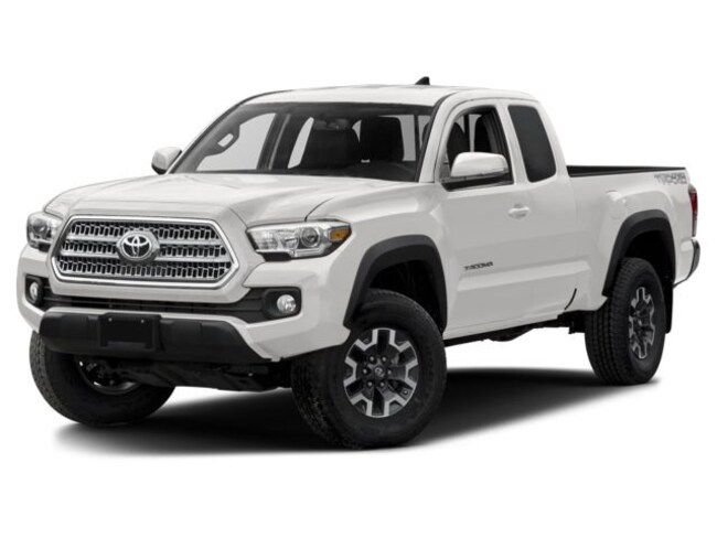 New 2018 Toyota Tacoma TRD Off Road V6 Truck Access Cab Colorado Springs