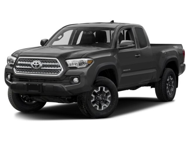 2018 Toyota Tacoma TRD Offroad Truck Access Cab