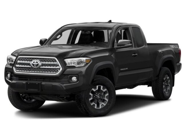 New 2018 Toyota Tacoma TRD Off Road V6 Truck Access Cab for sale in Greenfield