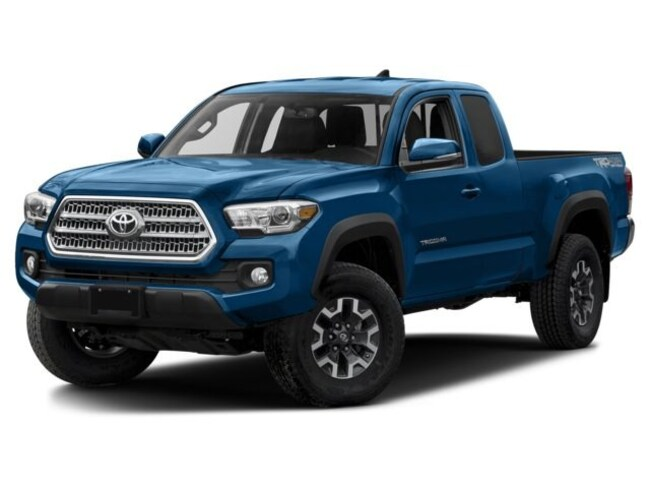 2018 Toyota Tacoma TRD Off Road V6 Truck Access Cab