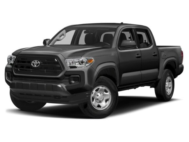New 2018 Toyota Tacoma SR Truck Double Cab For Sale Near Pensacola