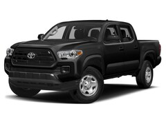 2018 Toyota Tacoma SR SR Double Cab 5 Bed I4 4x2 AT