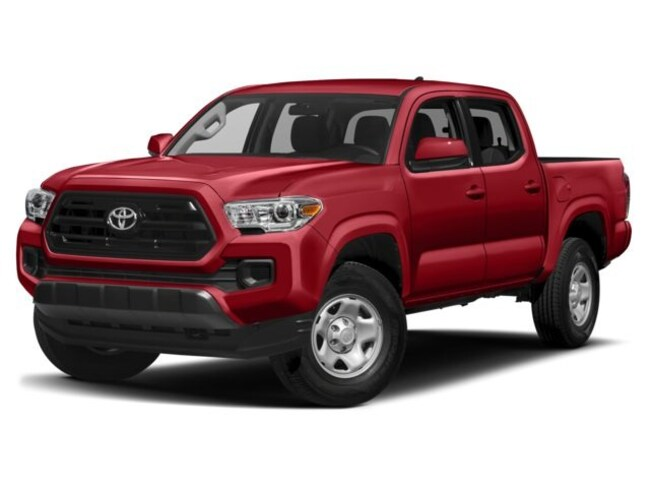 New 2018 Toyota Tacoma SR Truck Double Cab