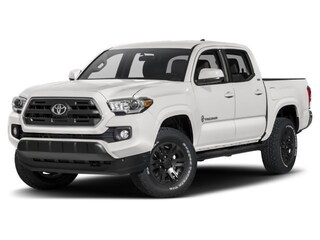 Used 2018 Toyota Tacoma SR5 V6 Truck Double Cab for sale in San Jose, CA