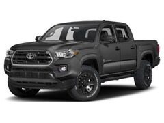 New 2018 Toyota Tacoma SR5 (SR5 Double Cab 5 Bed V6 4x2 AT (Natl)) Truck Double Cab serving Tampa