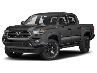 New 2018 Toyota Tacoma SR5 V6 Truck Double Cab in Leesville, LA