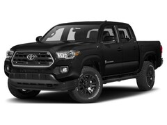 New 2018 Toyota Tacoma SR5 V6 Truck Double Cab 598618 in Chico, CA