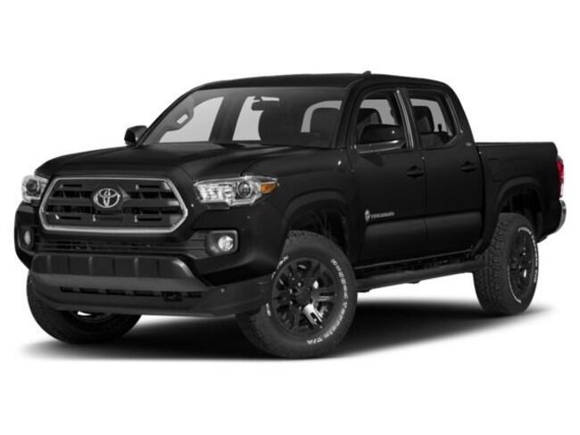 2018 Toyota Tacoma SR5 V6 Truck Double Cab