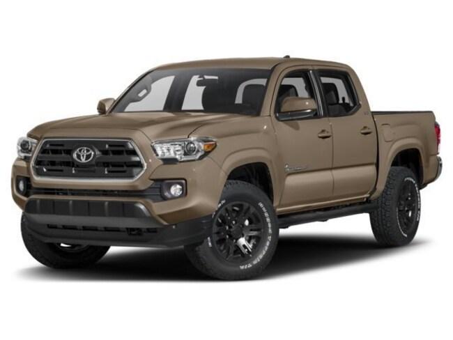 New 2018 Toyota Tacoma SR5 V6 Truck Double Cab