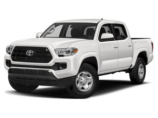 2018 Toyota Tacoma Crew Cab Pickup Truck Double Cab
