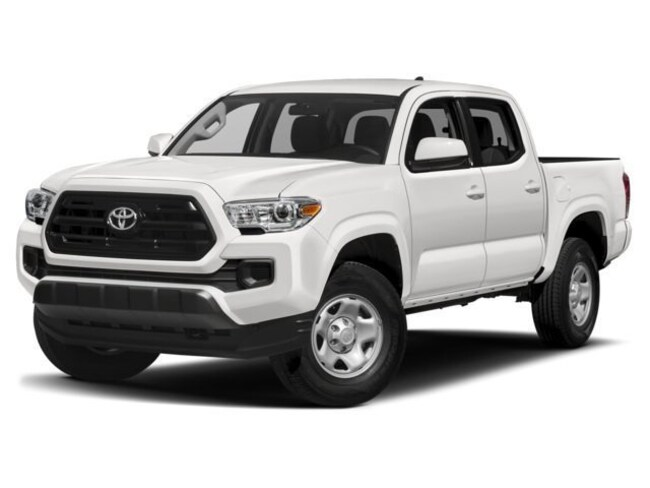 New 2018 Toyota Tacoma SR V6 Truck Double Cab for sale in Merced, CA