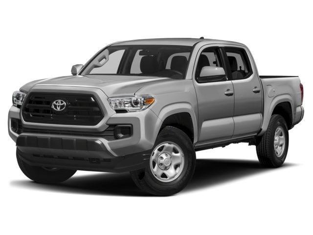 2018 Toyota Tacoma DBL CAB TRD SPORT TRD SPORT