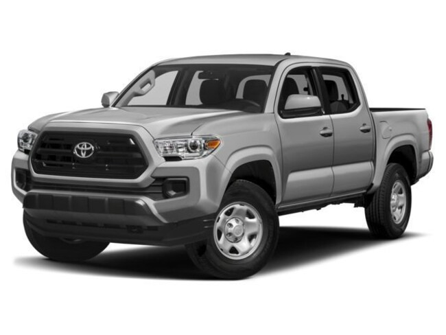 New 2018 Toyota Tacoma SR V6 Truck Double Cab Silver Spring, MD