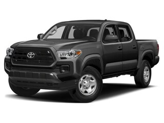 New 2018 Toyota Tacoma SR V6 Truck Double Cab serving Baltimore
