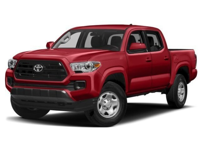 New 2018 Toyota Tacoma SR V6 Truck Double Cab for sale in the Brunswick, OH