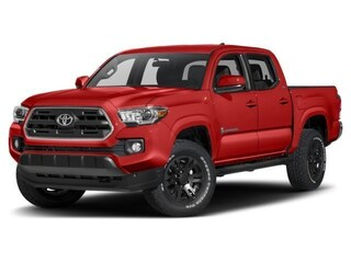 New 2018 Toyota Tacoma SR5 V6 Truck Double Cab in Hartford near Manchester CT