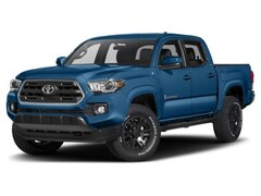 2018 Toyota Tacoma SR5 Double Cab 5 Bed V6 4x4 AT