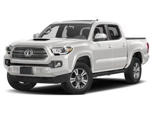 2018 Toyota Tacoma TRD Sport V6 Truck Double Cab 185044