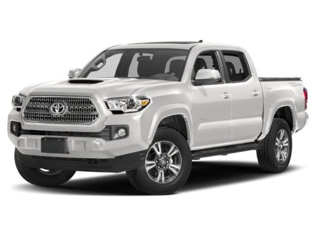 New 2018 Toyota Tacoma TRD Sport V6 Truck Double Cab in Silver Spring, MD