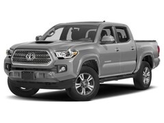 New 2018 Toyota Tacoma TRD Sport V6 Truck Double Cab Springfield, OR