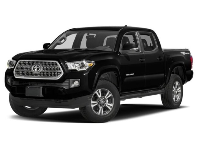2018 Toyota Tacoma TRD Off Road Crew Cab Short Bed Truck