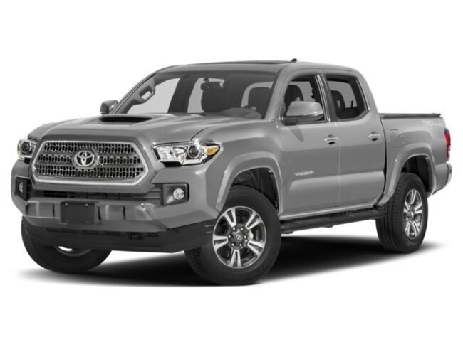 New 2018 Toyota Tacoma TRD Sport V6 Truck Double Cab for sale in Merced, CA