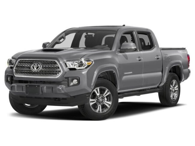 New 2018 Toyota Tacoma TRD Sport V6 Truck Double Cab Framingham