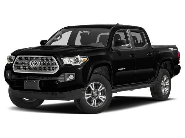 2018 Toyota Tacoma 4x4 TRD Sport Double Cab 5.0 ft SB 6A