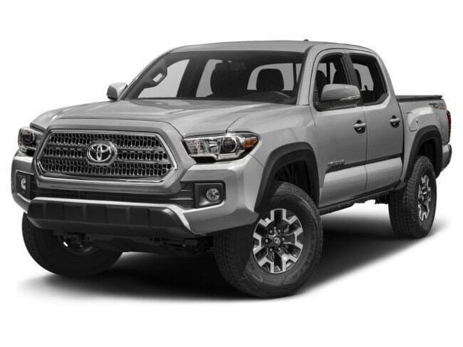 New 2018 Toyota Tacoma TRD Off Road V6 Truck Double Cab for sale in the Brunswick, OH