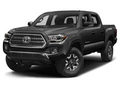 2018 Toyota Tacoma TRD Off Road TRD Off Road Double Cab 5 Bed V6 4x4 MT