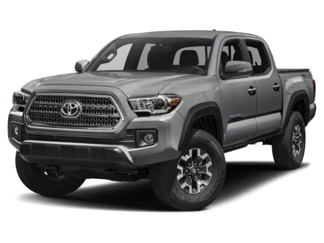 New 2018 Toyota Tacoma TRD Off Road V6 4x4 For Sale/Lease Streamwood, IL