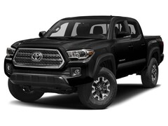 2018 Toyota Tacoma TRD Off Road Double Cab 5 Bed V6 4x4 MT Truck Double Cab