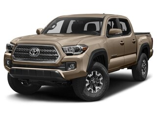 2018 Toyota Tacoma TRD Offroad Truck Double Cab