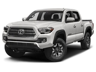 New 2018 Toyota Tacoma TRD Off Road V6 Truck Double Cab for sale in Southfield, MI at Page Toyota