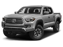New 2018 Toyota Tacoma TRD Off Road V6 Truck Double Cab in Helena, MT