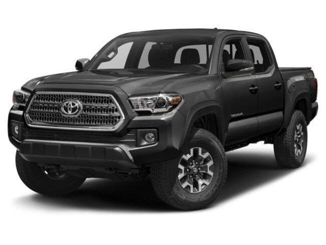 New 2018 Toyota Tacoma TRD Off Road V6 Truck Double Cab near Hartford