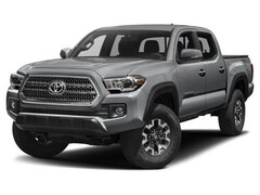 New 2018 Toyota Tacoma TRD Off Road V6 Truck Double Cab 188028 in Hiawatha, IA