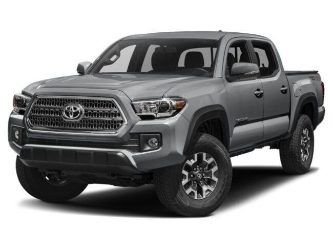 New 2018 Toyota Tacoma TRD Off Road V6 Truck Double Cab Cockeysville